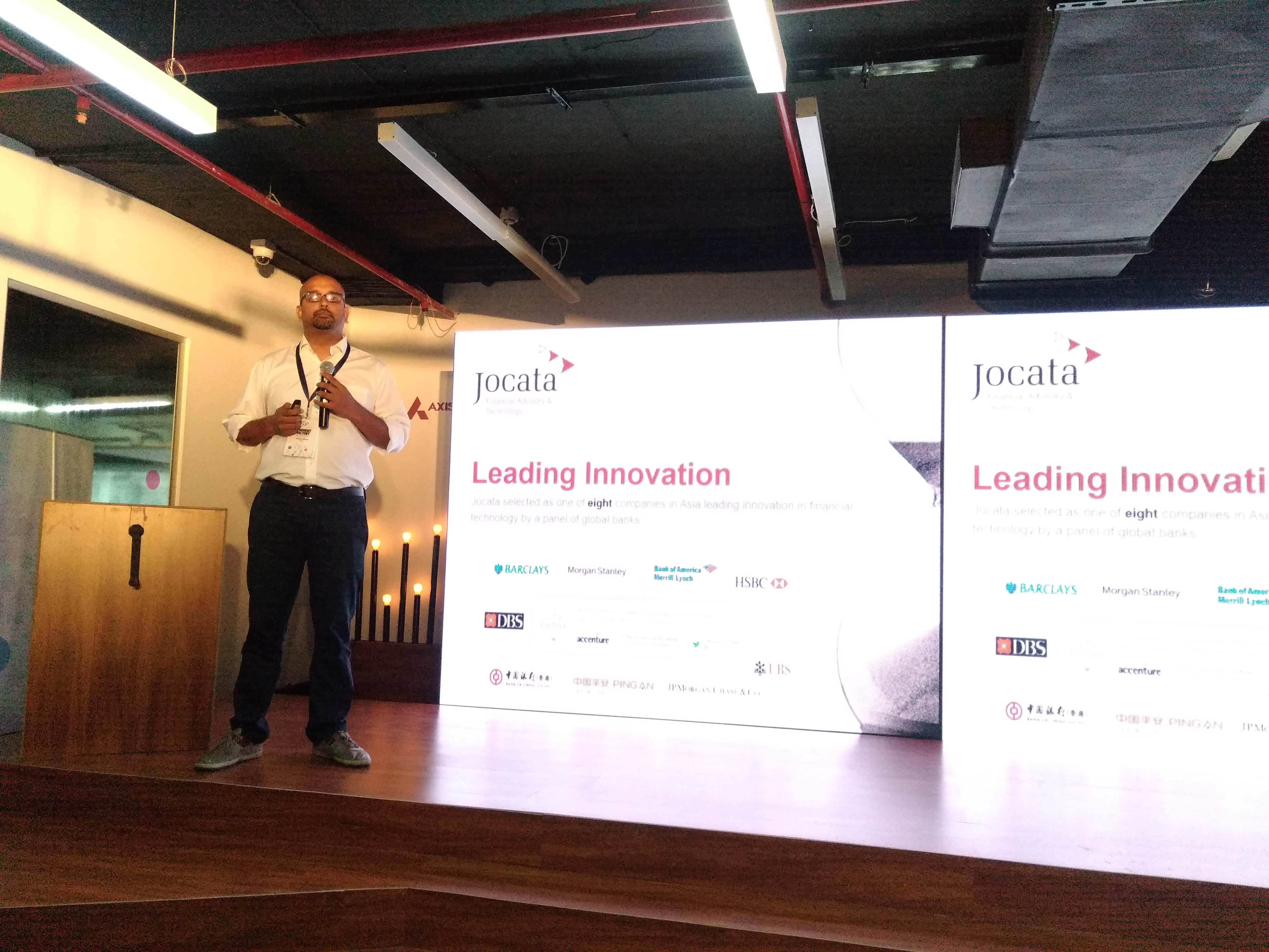 Axis Thought Factory For Fintech Startups Tek Talkz