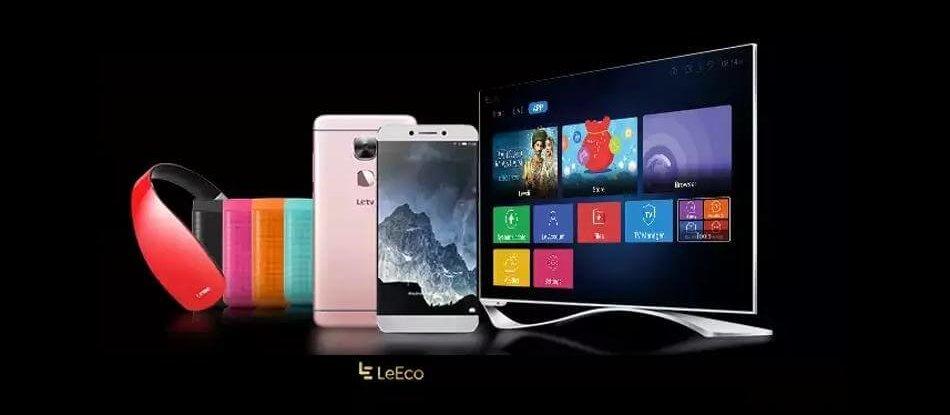 LeEco products
