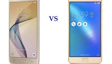Zenfone 3S Max vs Samsung J5 Prime