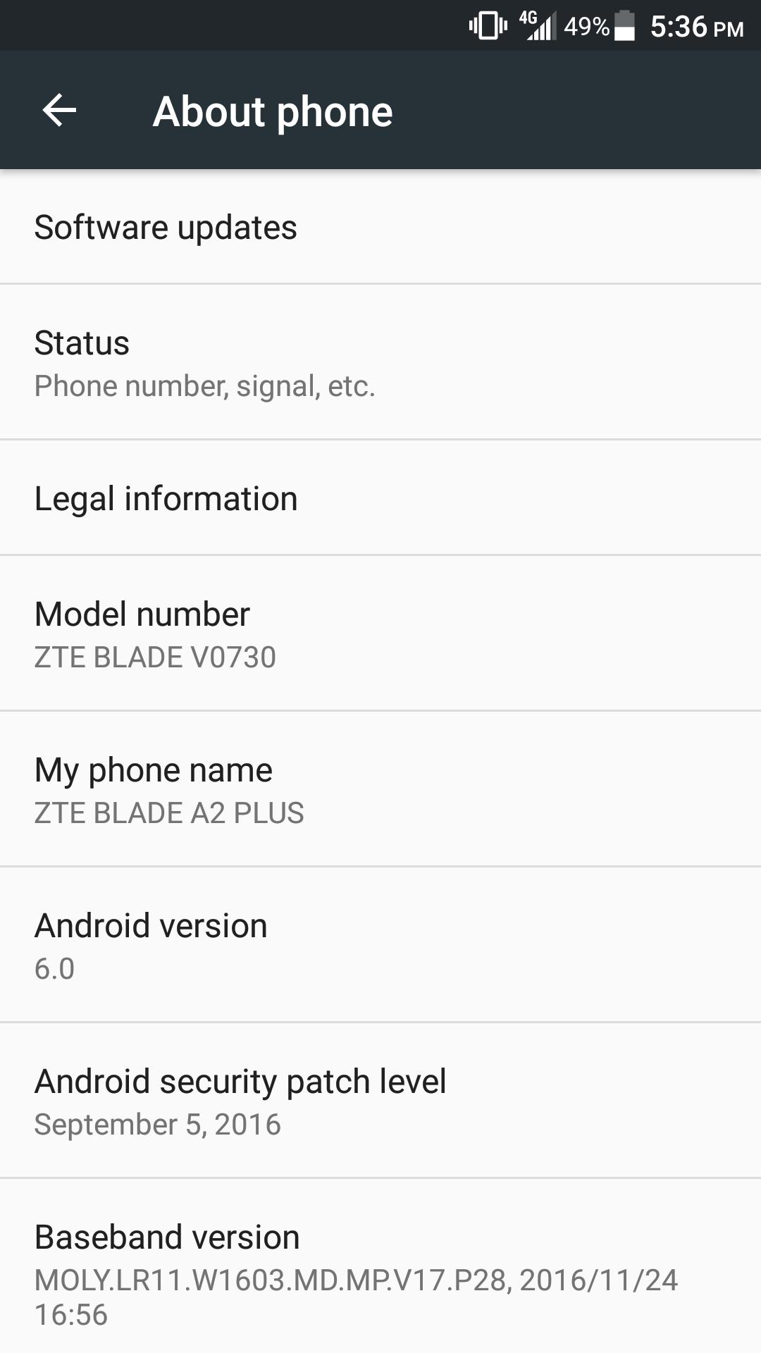 ZTE Blade A2 Plus review - Tek-Talkz