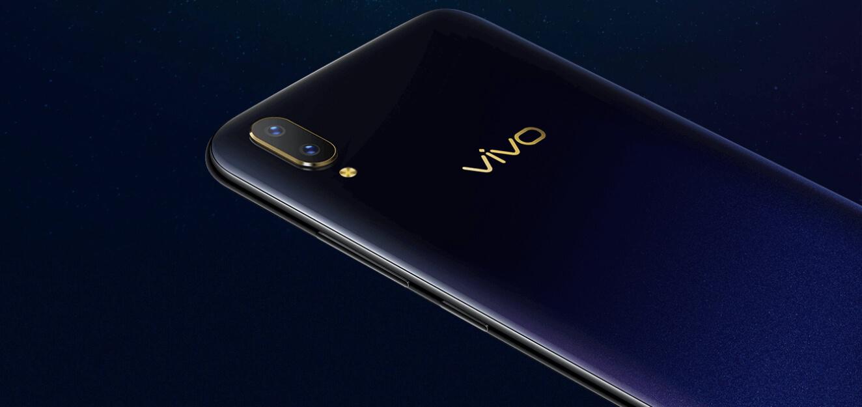 Vivo V11 Pro design
